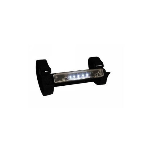 rampage jeep 769801 roll bar mount led light