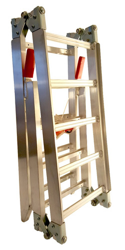 rampas de aluminio trifolding para motos - quads - buggies