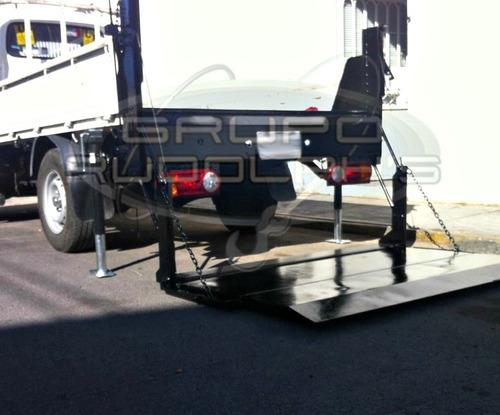 rampas hidráulicas 1000 lbs.