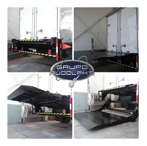 rampas hidráulicas vehiculares