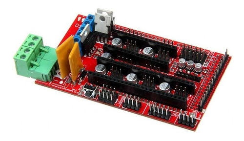 ramps 1.4 shield impresora 3d reprap arduino pololu