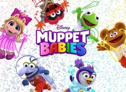 rana rene kermit muppets babies peluche 33cm disney s 99 00 en