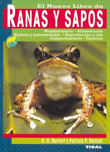ranas y sapos(libro varios)
