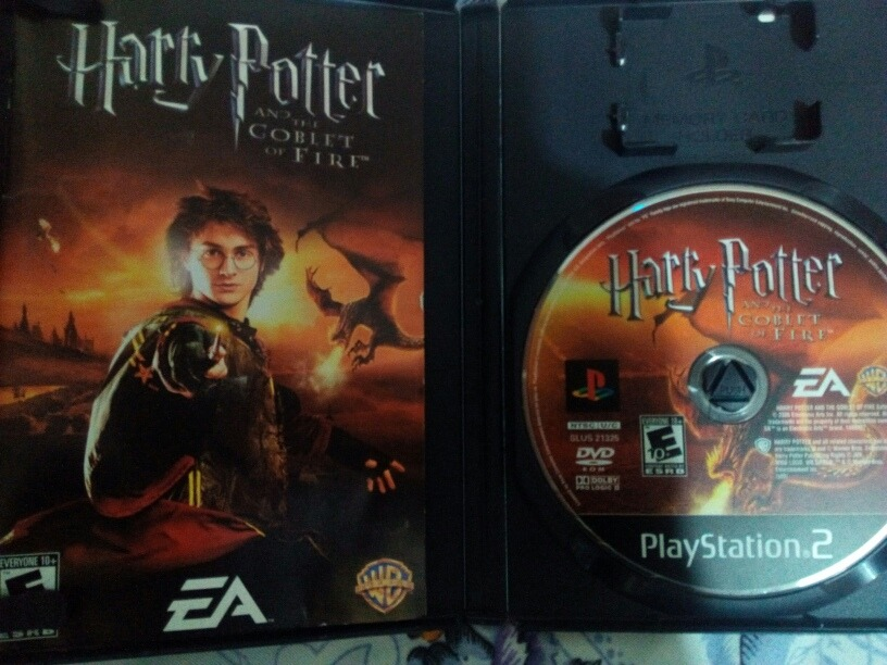 Ranbow Six 3 Y Harry Potter 4 Para Ps2 150 C U 150 00 En