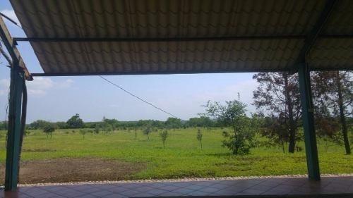 rancho 10.5 hectareas atras de la boca cadereyta nuevo leon