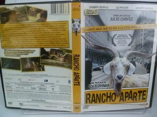rancho aparte edi flehner dvd original 1bn
