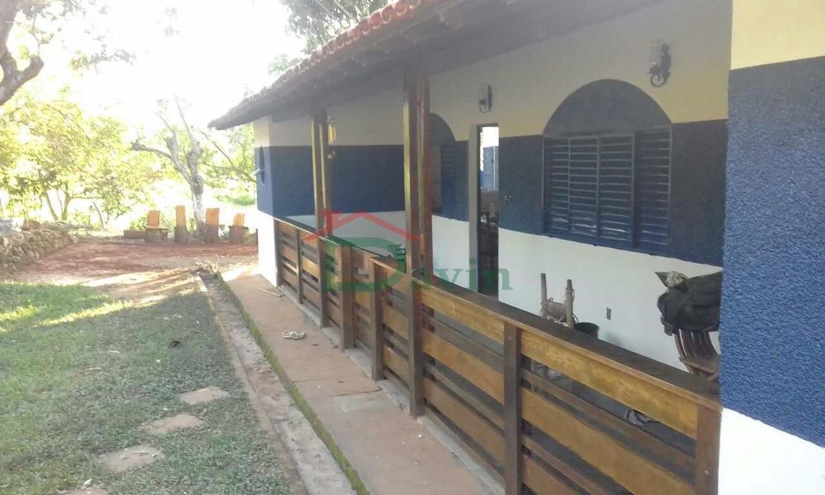 rancho com 8 dorms, centro, nazareno - r$ 350 mil, cod: 256 - v256