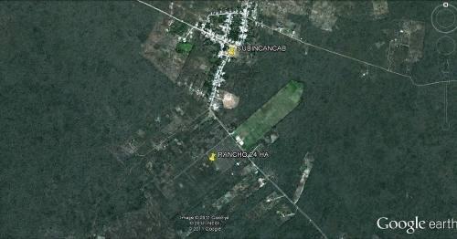 rancho de 24 hectáreas  en venta $2,400,000 pesos