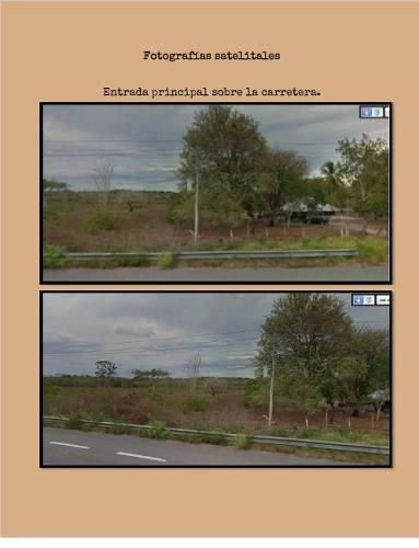 rancho el chamizal chumpan carmen, campeche