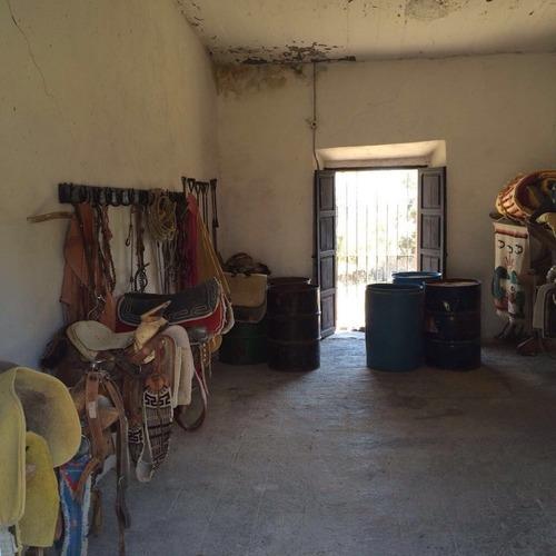rancho en hidalgo con casco de hacienda