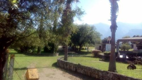 rancho en venta 14,000 metros los cavazos santiago nuevo leon