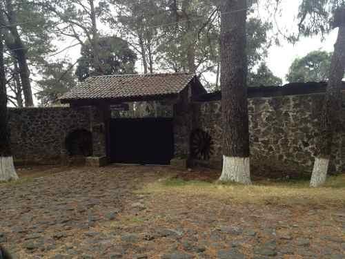 rancho en venta a 40 minutos de la ciudad de méxico