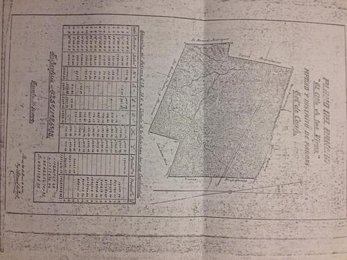 rancho en venta en parras de la fuente coahuila