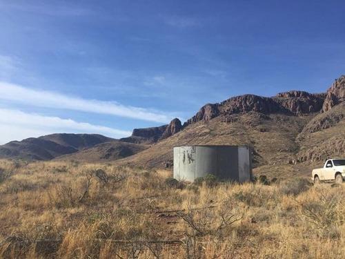 rancho ganadero en venta en carretera janos obregón