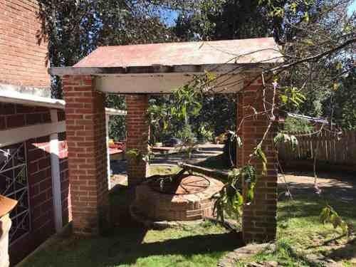 rancho hacienda en venta, jilotzingo, estado de méxico