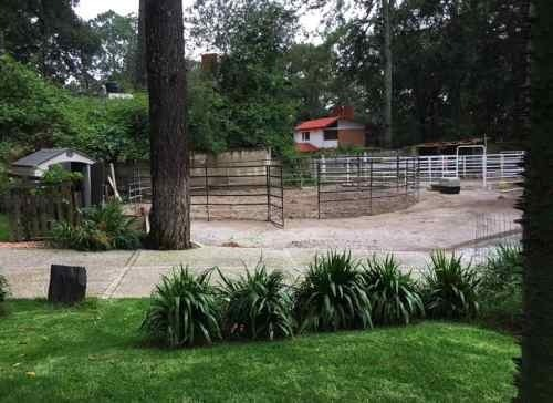 rancho hípico con residencias campestres en huitzilac mor