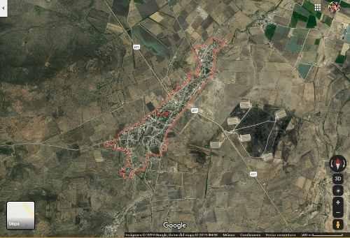 rancho la d pedro escobedo 1 hectarea sobre carretera 431