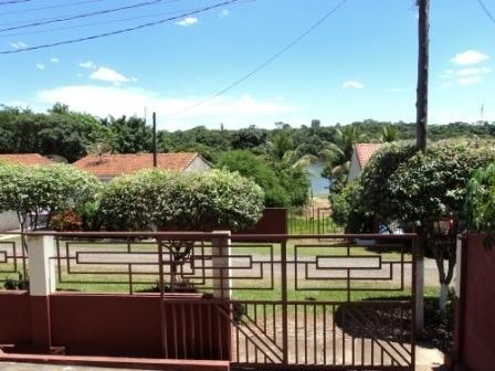 rancho no rio jacaré guaçu