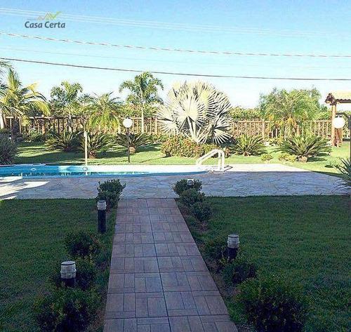 rancho residencial à venda, centro, itirapina. - ra0001