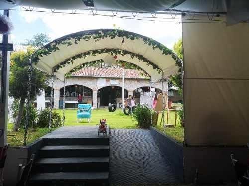 rancho salón jardín esmeralda