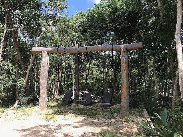 rancho zen (1 hectárea de terreno). a dos minutos de la ciudad de tulum