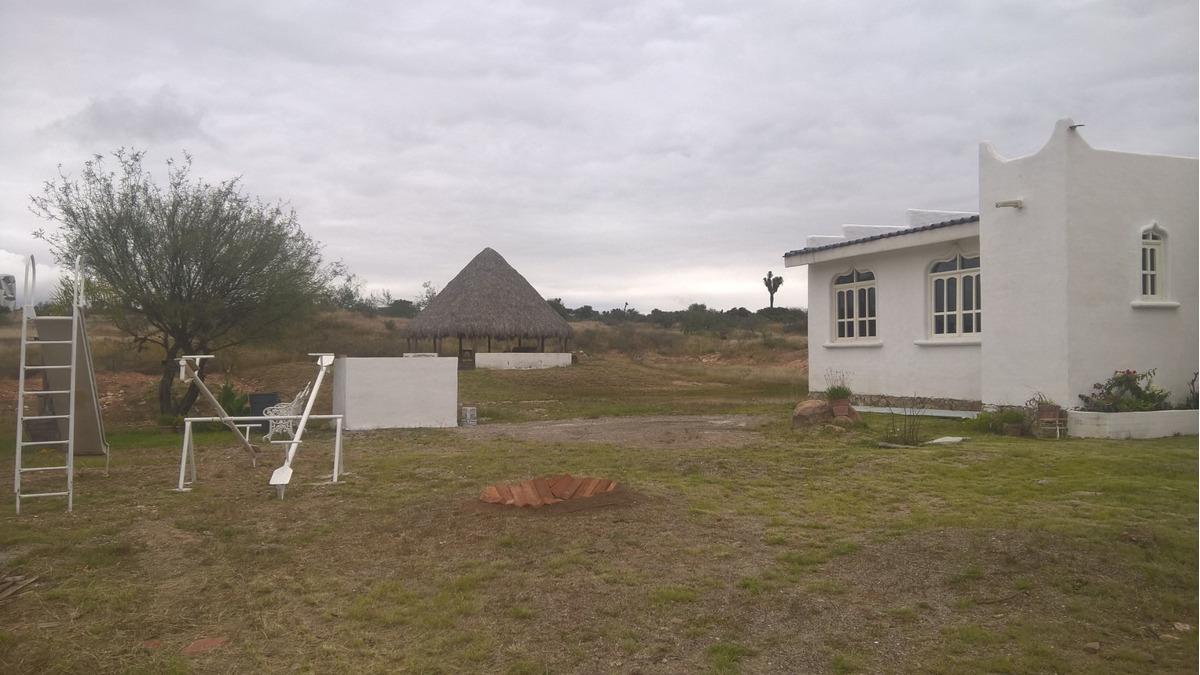 rancho/quinta campestre aguascalientes amenidades