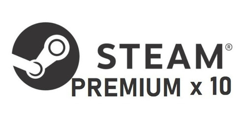 random premium steam key global 10 keys