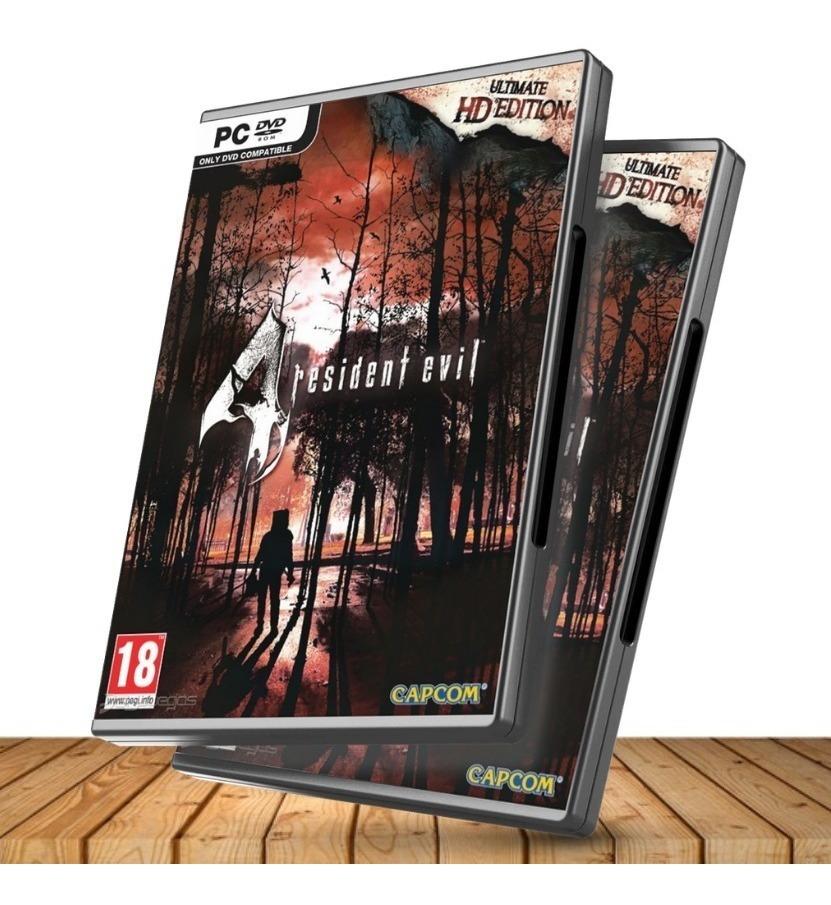 Random Steam Key + Resident Evil 4 Ultimate Hd Edition - Juego Pc Windows +  Regalo