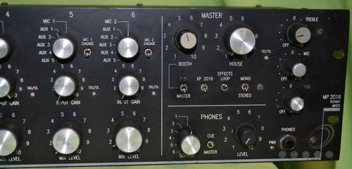 rane mixer 6 canales urei de perillas mp 2016 winners