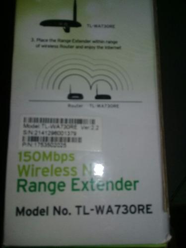 range extender tp-link 150 mbps wireless n