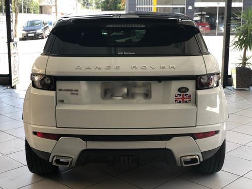 range rover 2.0 dynamic tech 4wd 16v gasolina 4p automático
