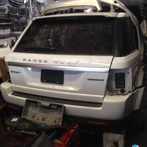 range rover 2013  chocada partes refacciones piezas yonke fr