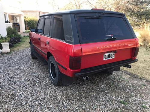 range rover classic v8 1988 unica