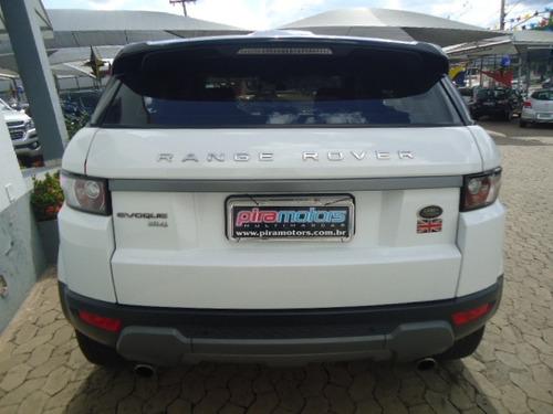 range rover evoque 2.0 16v 4p 4wd pure automático 2015