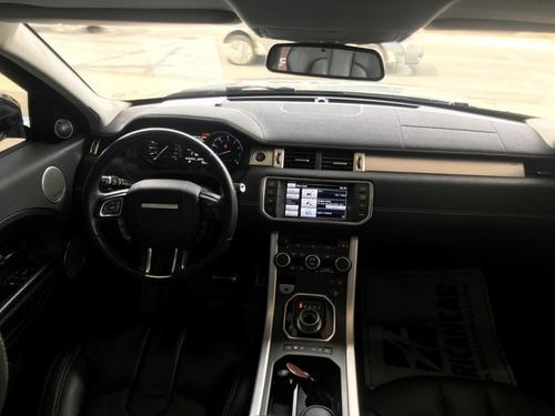 range rover evoque 2.0 dynamic 4wd 16v gasolina 4p
