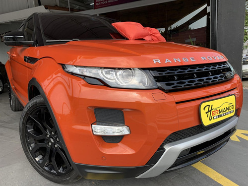 range rover evoque  2.0 dynamic gasolina automático