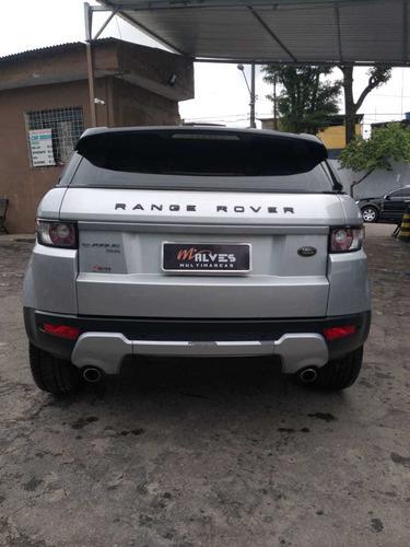 range rover ///evoque 2012 toop em perfeito estado