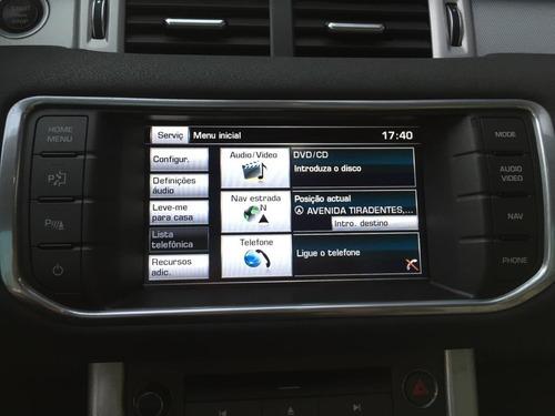 range rover evoque - 2014 /2014 2.0 dynamic 4wd 16v gasolina