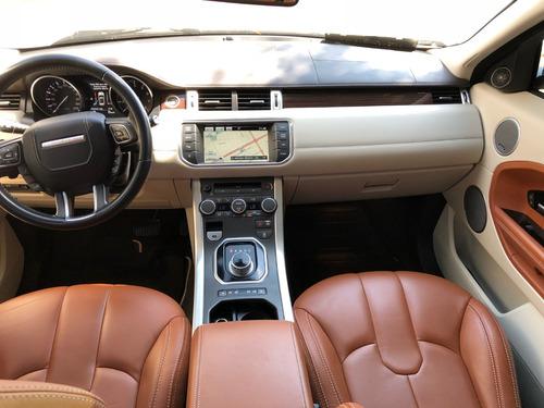 range rover evoque 2014 prestige super nuevecita impecable