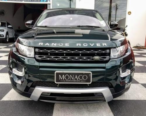 range rover evoque dynamic monaco automoveis
