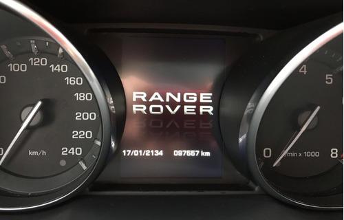 range rover evoque dynamic tech 2.0 único dono