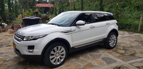 range rover evoque full equipo modelo 2014  excelente
