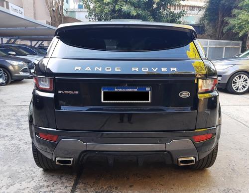 range rover evoque hse dynamic 2016