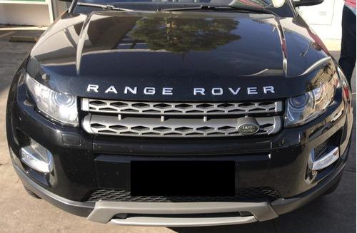 range rover evoque pure 2.0 5p - 15/15 - preta, ú. dono, *