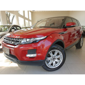 Range Rover Evoque Pure 2.0 Aut. 2013