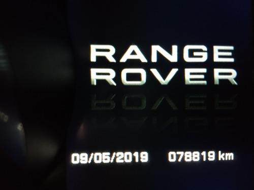range rover evoque pure 2013/2013 branca autom completa