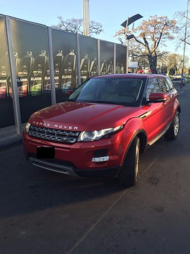 range rover evoque pure plus 2013  impecable!!