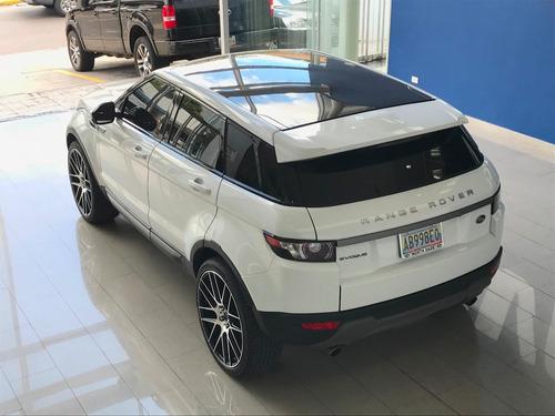 range rover evoque pure plus 2015