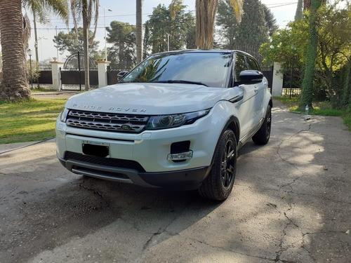 range rover evoque pure plus