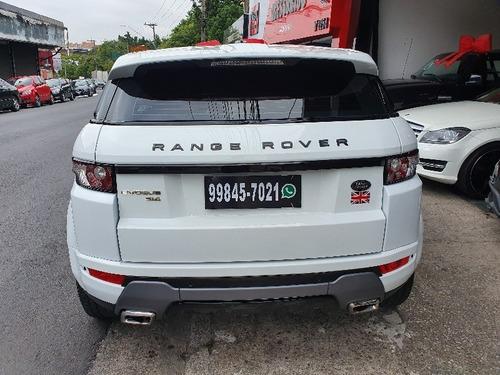 range rover evoque pure tech interior caramelo